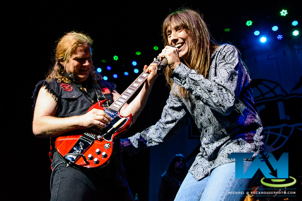 Frank Hannon and Jeff Keith of Tesla
