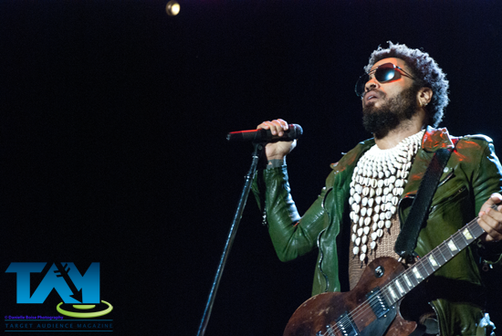 All the deliciousness of Lenny Kravitz making an appearance on the Music Midtown stage, as Kravitz's last stop of his STRUT Tour.