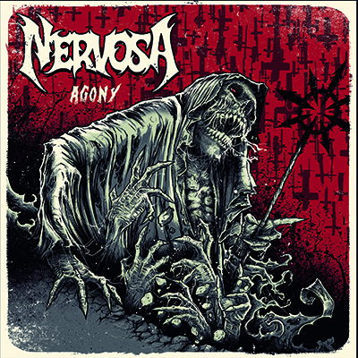 CD Review: 'Agony' by Nervosa - Target Audience ...