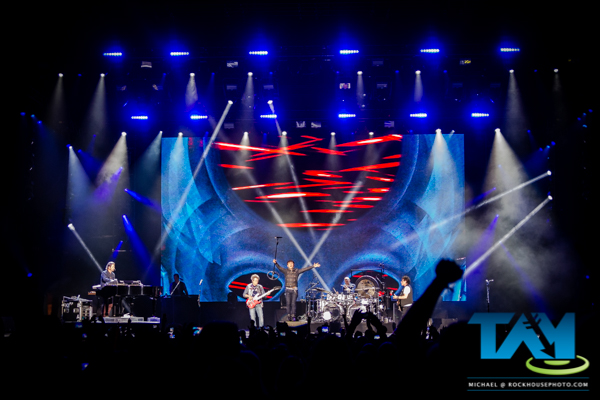 Journey, live at Aaron's Amphitheatre at Lakewood, Atlanta, GA, June 8, 2016
