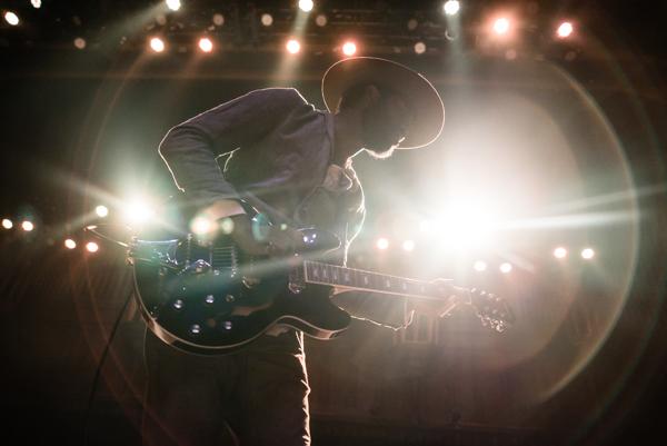 Gary Clark Jr., live at The Tabernacle in Atlanta, GA, Friday, July 21, 2017