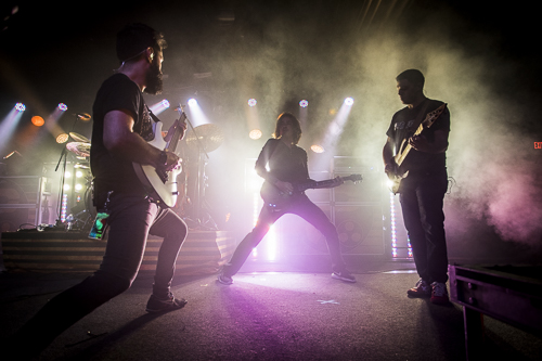Animals As Leaders Periphery The Convergence Tour November