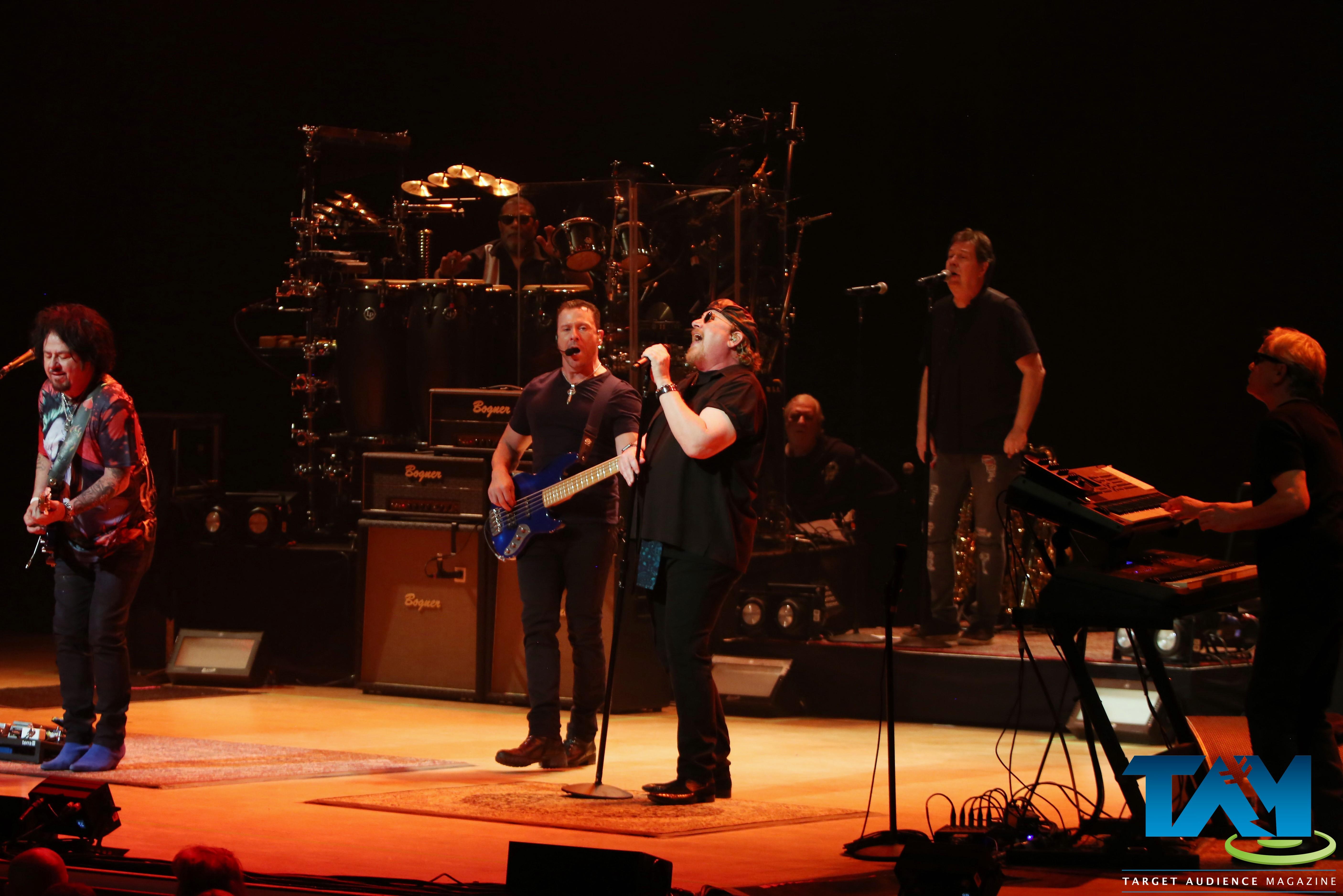 Live Photos – Toto\'s 40 Trips Around The Sun Tour 2018 – Atlanta ...
