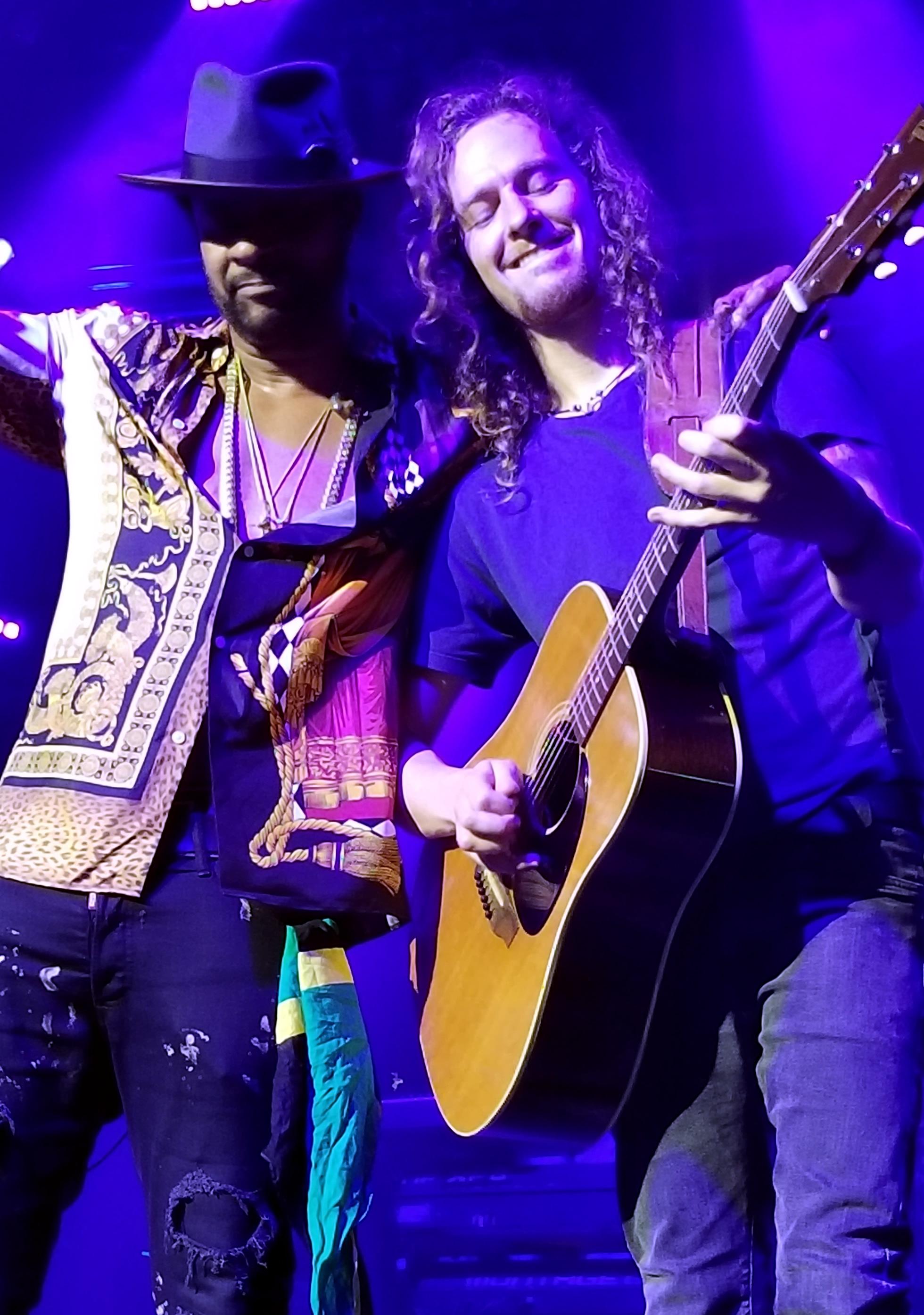 Sting and Shaggy at the Tabernacle, Atlanta