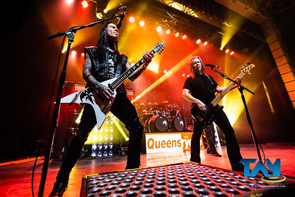 Queensryche, live at The Buckhead Theatre in Atlanta, GA